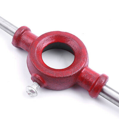 Red 45mm Diameter Die Handle Stock / Holder / Wrench fit for M18-M22 DIE