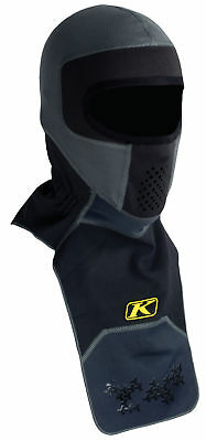 Klim Covert Balaclava Black Snow Snowmobile Windstopper Face Mask