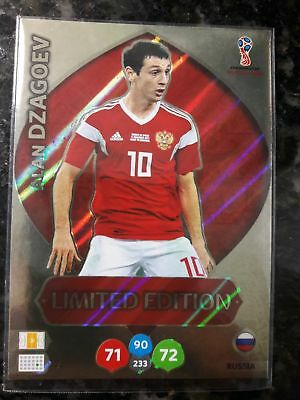 Limited Edition Auswählen To Choose *world Cup 2018 Russia *panini Adrenalyn Xl