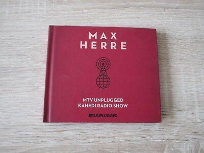 MTV Unplugged Kahedi Radio Show (LTD 2CD) von Max Herre (2013)