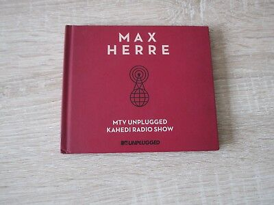 MTV Unplugged Kahedi Radio Show (LTD 2CD) von Max Herre