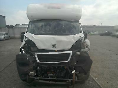 2018 Peugeot Boxer *BREAKING* Engine Gearbox Door Box Light Doors Seat CD Mirror