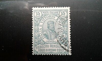 Italy #118 Used