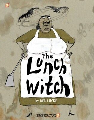 Lunch Witch #1, The (Paperback), Lucke, Deb, 9781629911625