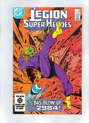 THE LEGION OF SUPER-HEROES No 311 THE BIG BLOW-UP of 2984!