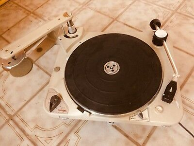 THORENS TD 224 Turntable Excellent ++ Td 124 Family Scarce