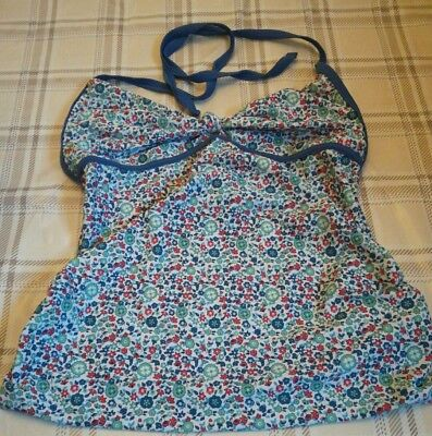 maternity swim top size 10