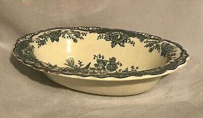 Crown Ducal England  Bristol Oval Vegetable Dish