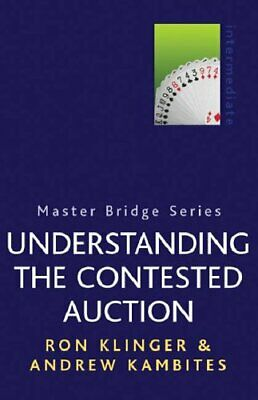 Understanding The Contested Auction (MASTER BRI... by Kambites, Andrew Paperback