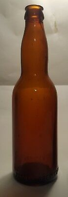 "Vintage  ""PEOPLES BREWING COMPANY"" Oshkosh, Wisconsin  Wisconsin Brewery Bottle"