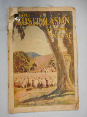 #T114.   1932 The Australian Pictorial Annual Newspaper