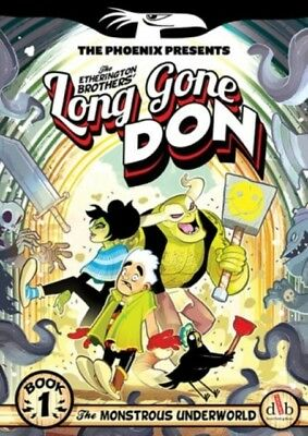 Long Gone Don: Book 1 (The Phoenix Presents) (Paperback), Etherin...