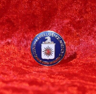 PIN CIA Central Intellicence Agency 20mm ohne Box