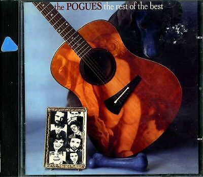 The Pogues.the Rest Of The Best..cd Album