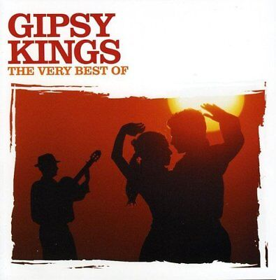 Gipsy Kings The Very Best Of Cd Album (Greatest Hits)