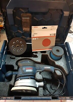 ponceuse excentrique bosch GEX 125/150 AVE