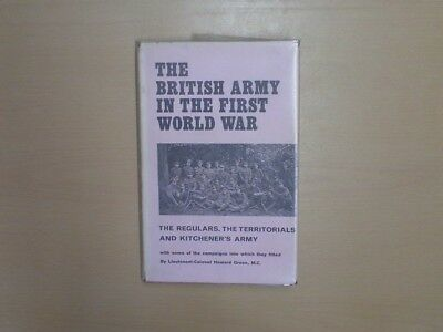 The British Army in the First World War, Lieutenant Colonel Howard Green, Very G