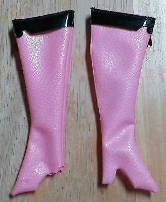 Barbie Lamb 'N Leather #1467 Boots