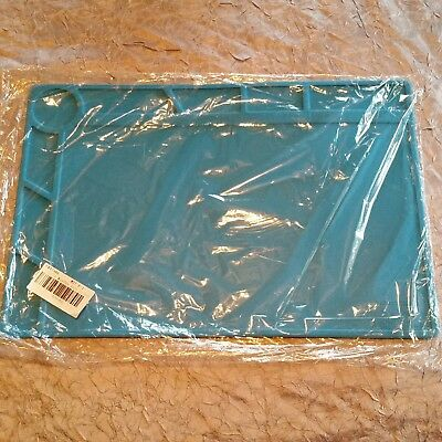 Silicone soldering mat, heat resistant