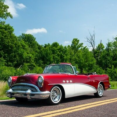 1954 Buick Special Convertible Special Convertible 1954 Buick Special Convertible