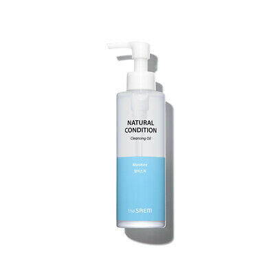 [the SAEM] Natural Condition Cleansing Oil 180ml [Moisture]