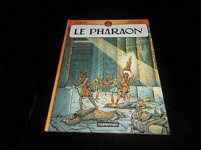 Jacques Martin : Orion : Le pharaon Editions Casterman 2004