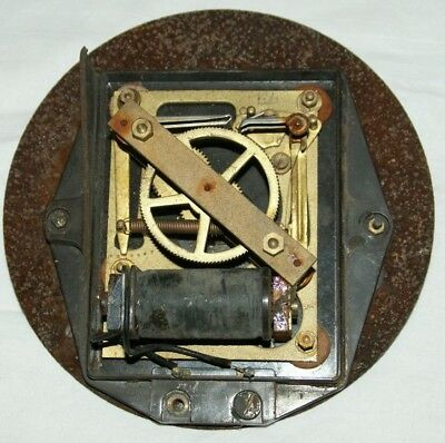 Antique/Vintage (GENTS Or Similar) Impulse Clock Movement, Spares/Repair