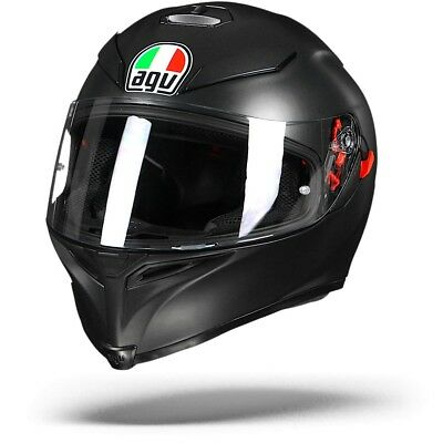 Agv K-5 S Matt Black