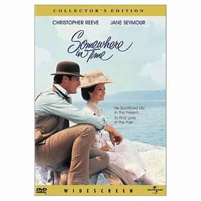 Somewhere in Time (DVD,1980)
