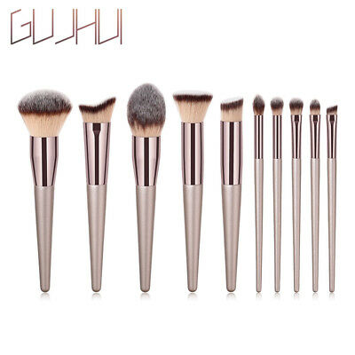 Foundation Makeup Brush Kit Cosmetic Powder Eyebrow Eyeshadow Brush Sets Tools