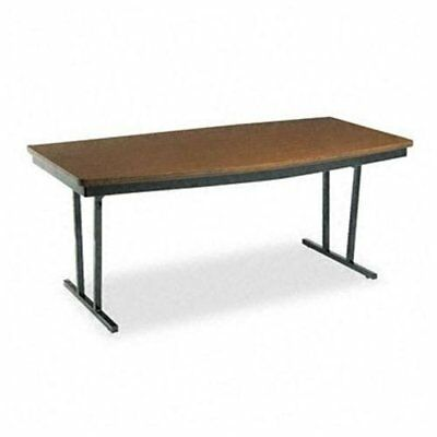 barricks economy conference folding table boat 72w x 36d x 30h