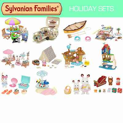 SYLVANIAN Families Holidays - Choose your Holiday