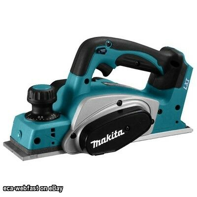 Makita Dkp180 18V Lxt Cordless Planer Body Only Dkp180Z Brand New Uk Ce