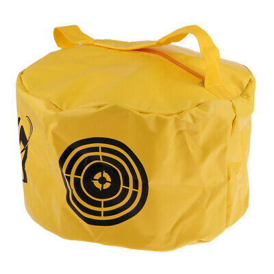 Golf Target Bag Hit Practice Smash Pouch Swing Training Aid Tools for Beginner