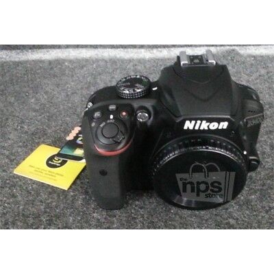 Nikon D3400 DSLR Camera 24.2MP With Two Lenses 18-55mm & 70-300mm