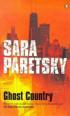 Ghost Country - Sara Paretsky - Penguin - Acceptable - Paperback