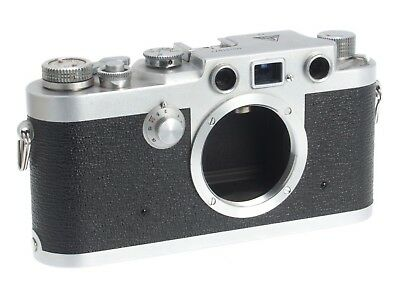 Sears Tower 46 39MM Leica Thread Mount 35MM Rangefinder Camera AS-IS Won't Wind