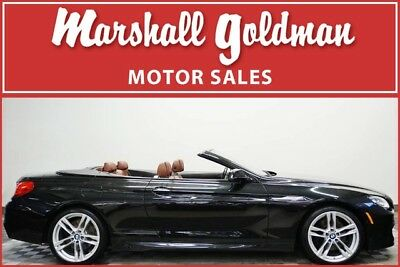 2015 BMW 6-Series  2015 BMW 650i xDrive Cabriolet only 27,300 miles  MSRP was $104,750