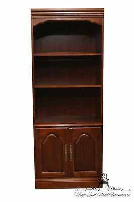HOOKER FURNITURE Cherry 30? Bookcase Wall Unit 838-70-046