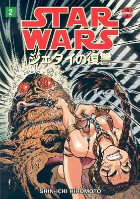 Star Wars: Return of the Jedi (Manga S.) by Lucas, George Paperback Book The