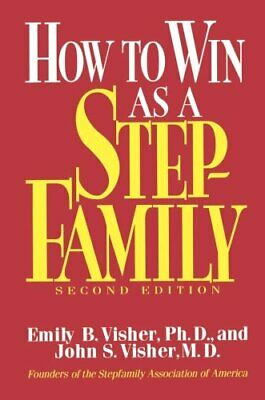 How to Win as a Stepfamily by Visher, Emily B. Paperback Book The Cheap Fast