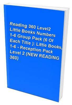Reading 360 Level2 Little Books Numbers 1-6 Group Pack (6 Of Each T... Paperback