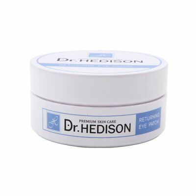 Dr.HEDISON Returning Eye Patch, 60 patches