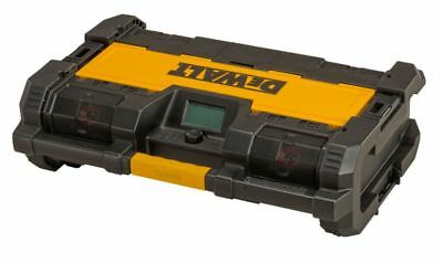DEWALT DWST1-75663-GB Bluetooth DAB Tough System Radio Charger