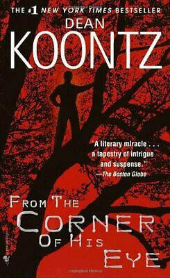 From the Corner of His Eye by Koontz, Dean Book The Cheap Fast Free Post