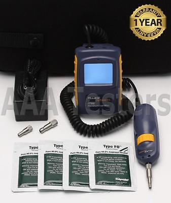 Fluke Networks FT500 Fiber Scope Video Microscope Fiber Inspector FT-500
