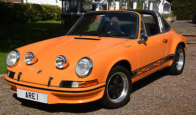 1972 Porsche 911 T  Targa ( LHD ) delivered new By Porsche  Cars UK
