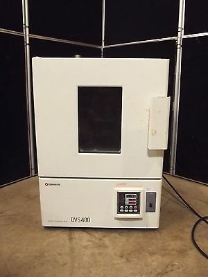 Yamato DVS400 Gravity Convection Drying Oven Powers Up & Heats Up S2237x