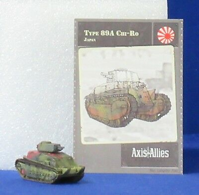 Wotc Axis & Allies Contested Skies Mitsubishi A6m Zero contested Skies Nm