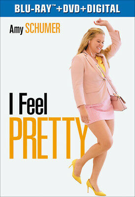 I Feel Pretty [New Blu-ray] With DVD, 2 Pack